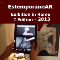 EstemporaneAR exhibition