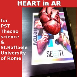 Heart in AR