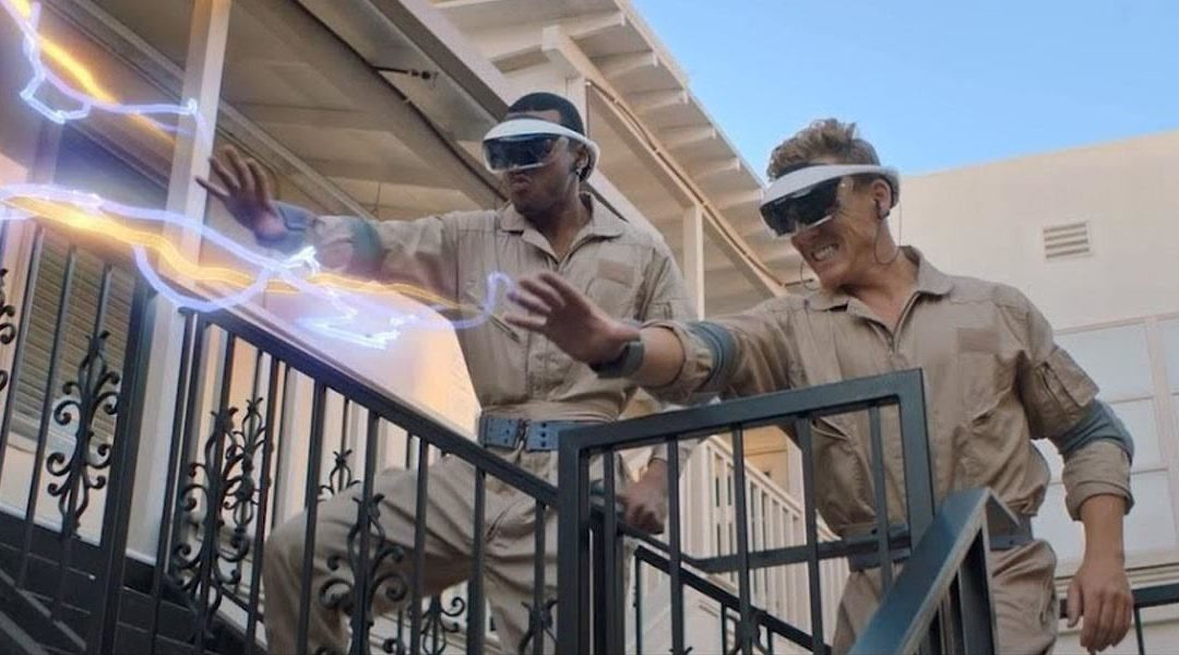 Sony Is Launching a Location-Based Ghostbusters Training Experience in Augmented Reality