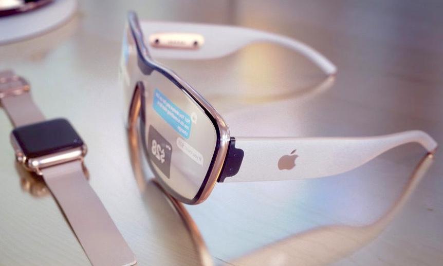"""Apple inventa un sistema per evitare il """"burn-in"""" negli AR glasses ed """"Headset"""""""