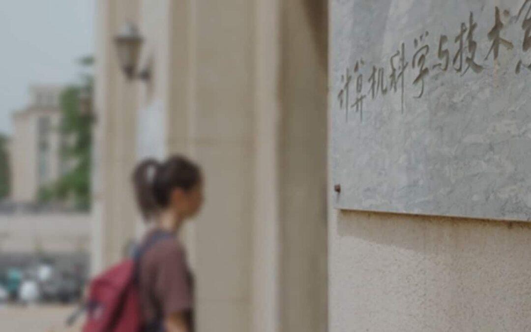 HUA ZHIBING: LA PRIMA STUDENTESSA VIRTUALE CINESE